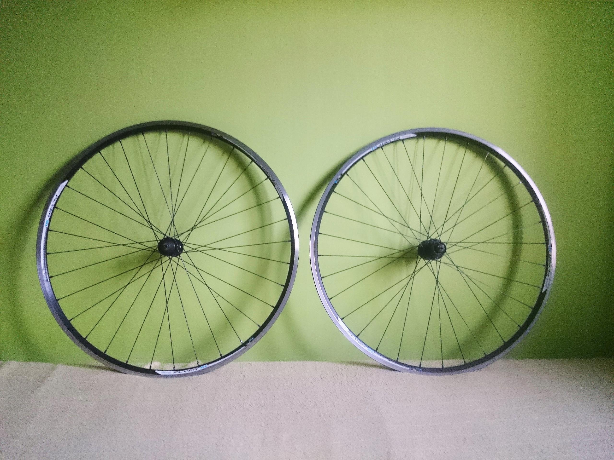 """Koła szosowe, rowerowe 28"""" KOMPLET !"""