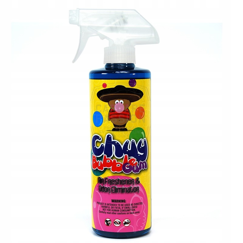 Chemical Guys Chuy Chuy Bubble Gum Scent 473ml