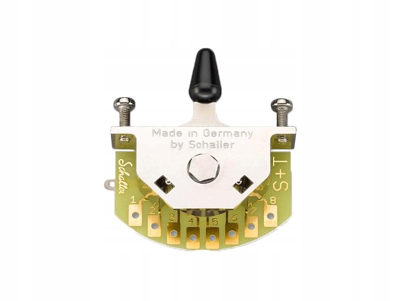 Przełącznik 5-pozycyjny SCHALLER Megaswitch S