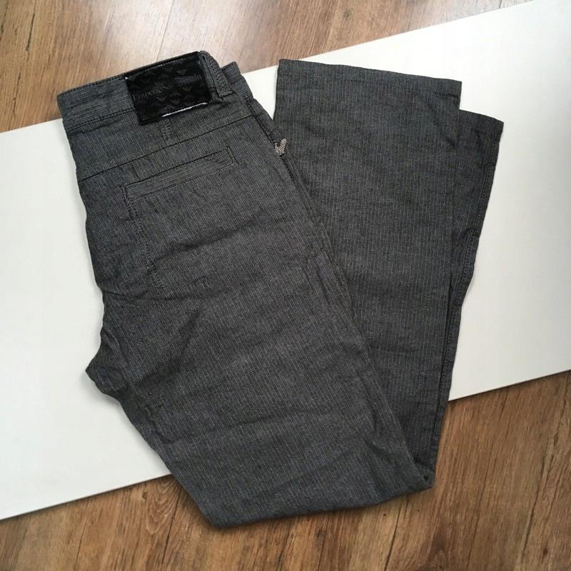 Eleganckie długie spodnie Emporio Armani 31