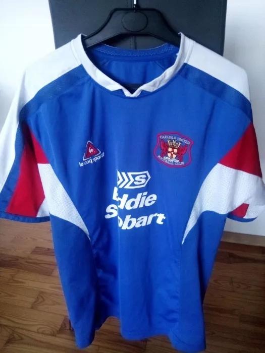Koszulka Carlisle United kolekcjonerska