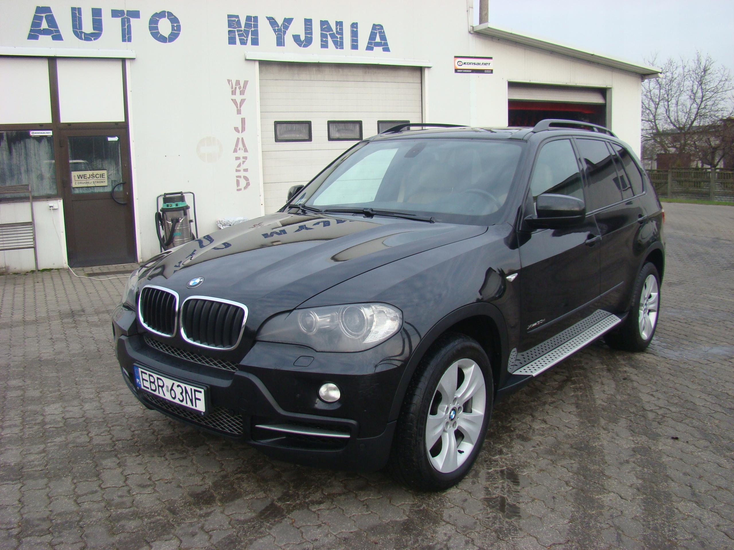 BMW X5 3.0 ( faktura vat , 7 miejsc )