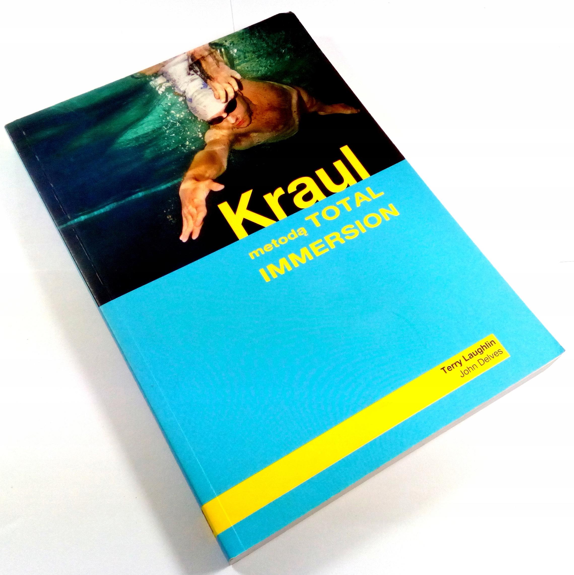 Laughlin T. - Kraul metodą Total Immersion