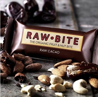RAW-BITE baton proteinowy (kakao) 50g x 10