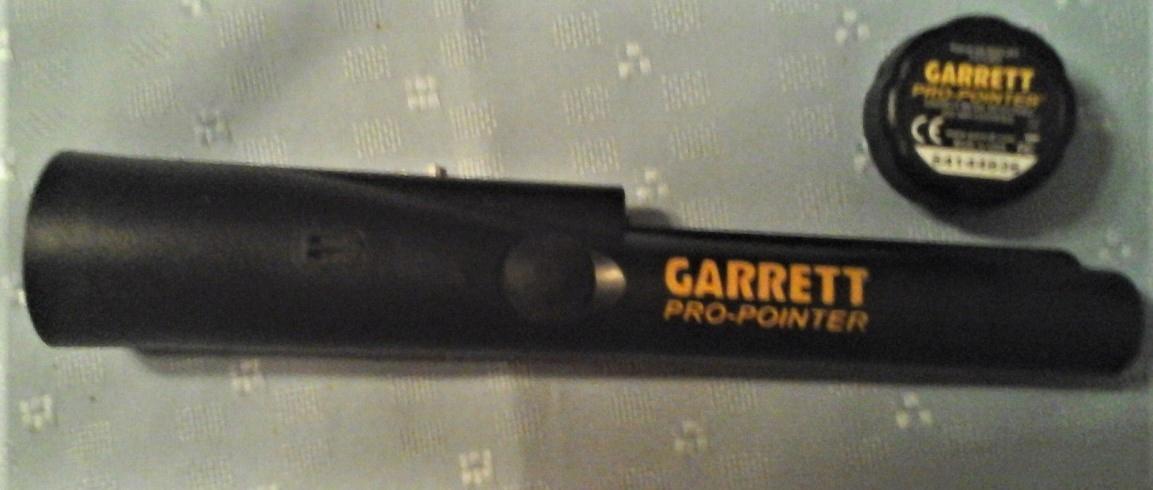 wykrywacz metalu GARRET PRO-POINTER (NIESPRAWNY)