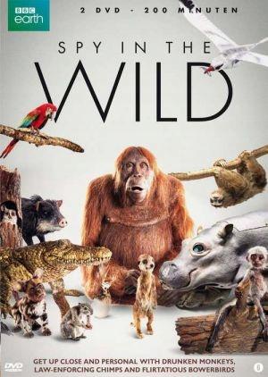 BLU-RAY Documentary/Bbc Earth - Spy In The Wild Na