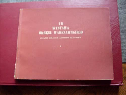 Wystawa,Zachęta 1956 - przewodnik, malarstwo...