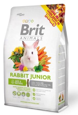 Brit Animals Karma dla młodego królika 1,5 kg