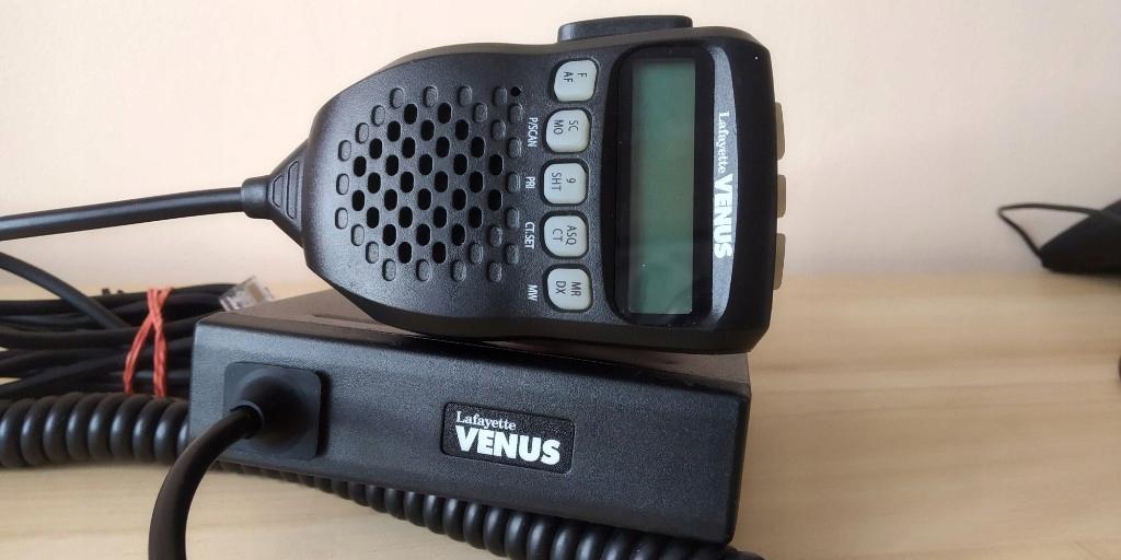 Radio cb Lafayette Venus