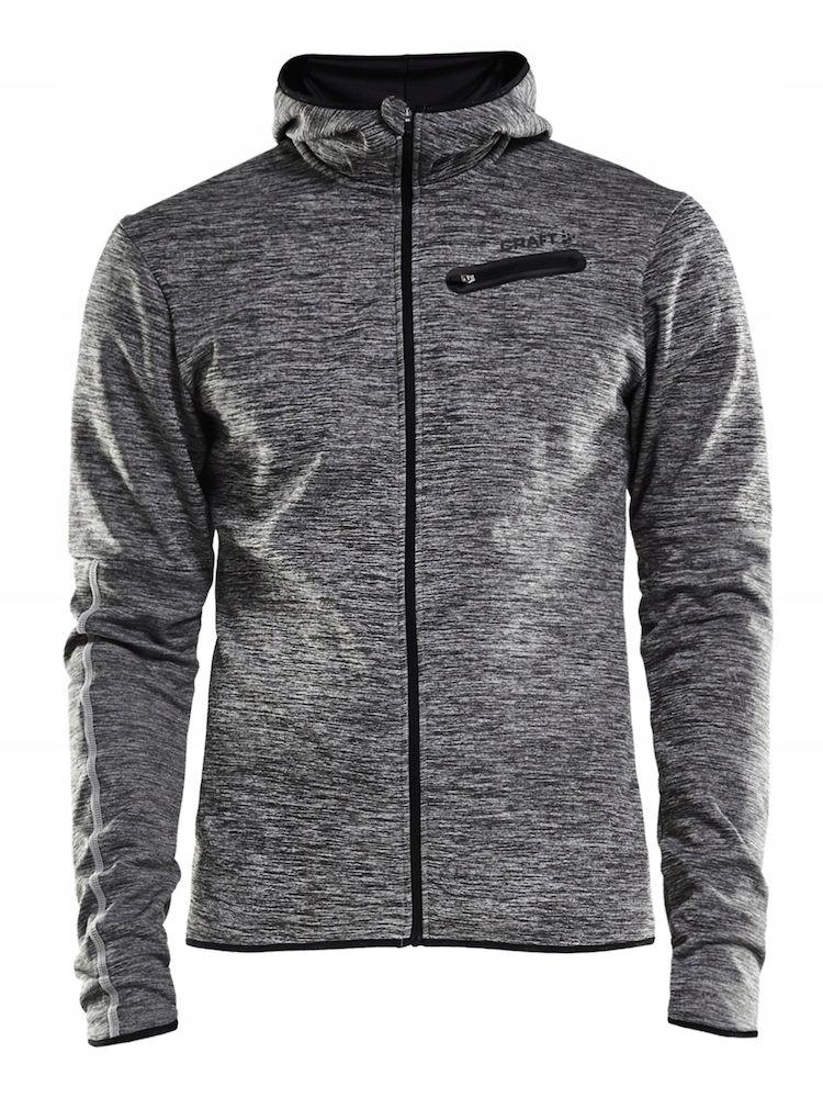 1906032 CRAFT Eaze Hood sportowa bluza męska r.L