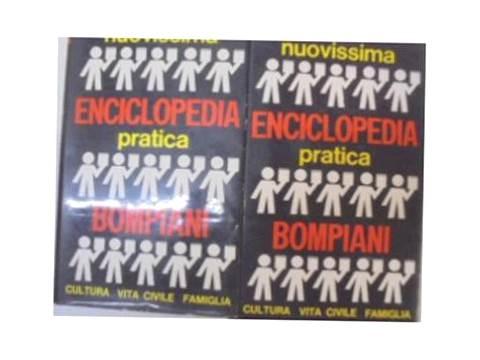 Nuovissima Enciclopedia pratica Bompiani - 24h
