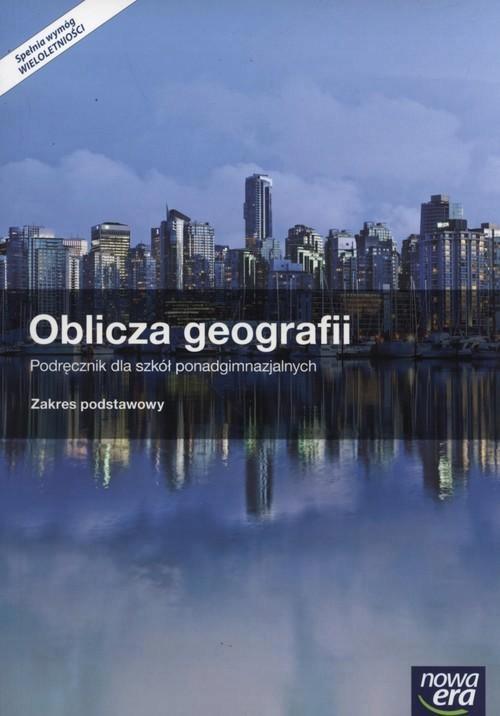 Oblicza geografii Podręcznik + Karty podstawowy