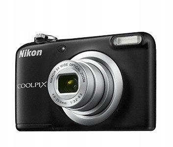 Nikon COOLPIX A10 czarny + etui