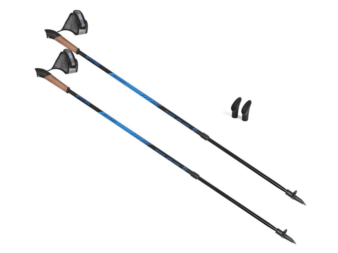 Kije nordic walking regulowane 105-135 cm MOTION