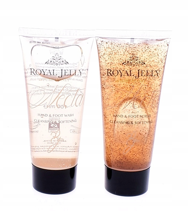 4792-10 ..ROYAL JELLY.. ZEL SCRUBY DO STOP I DLONI