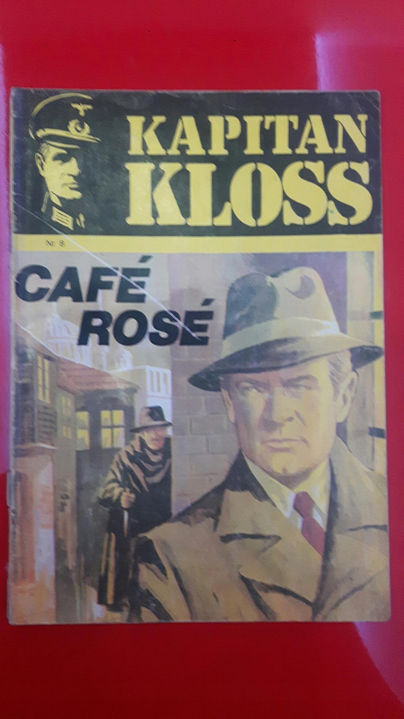 KLOSS - CAFE ROSE NR 8 1986