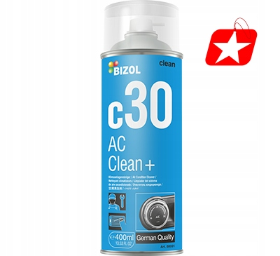 BIZOL AC CLEAN+ C30 400ML MOKT