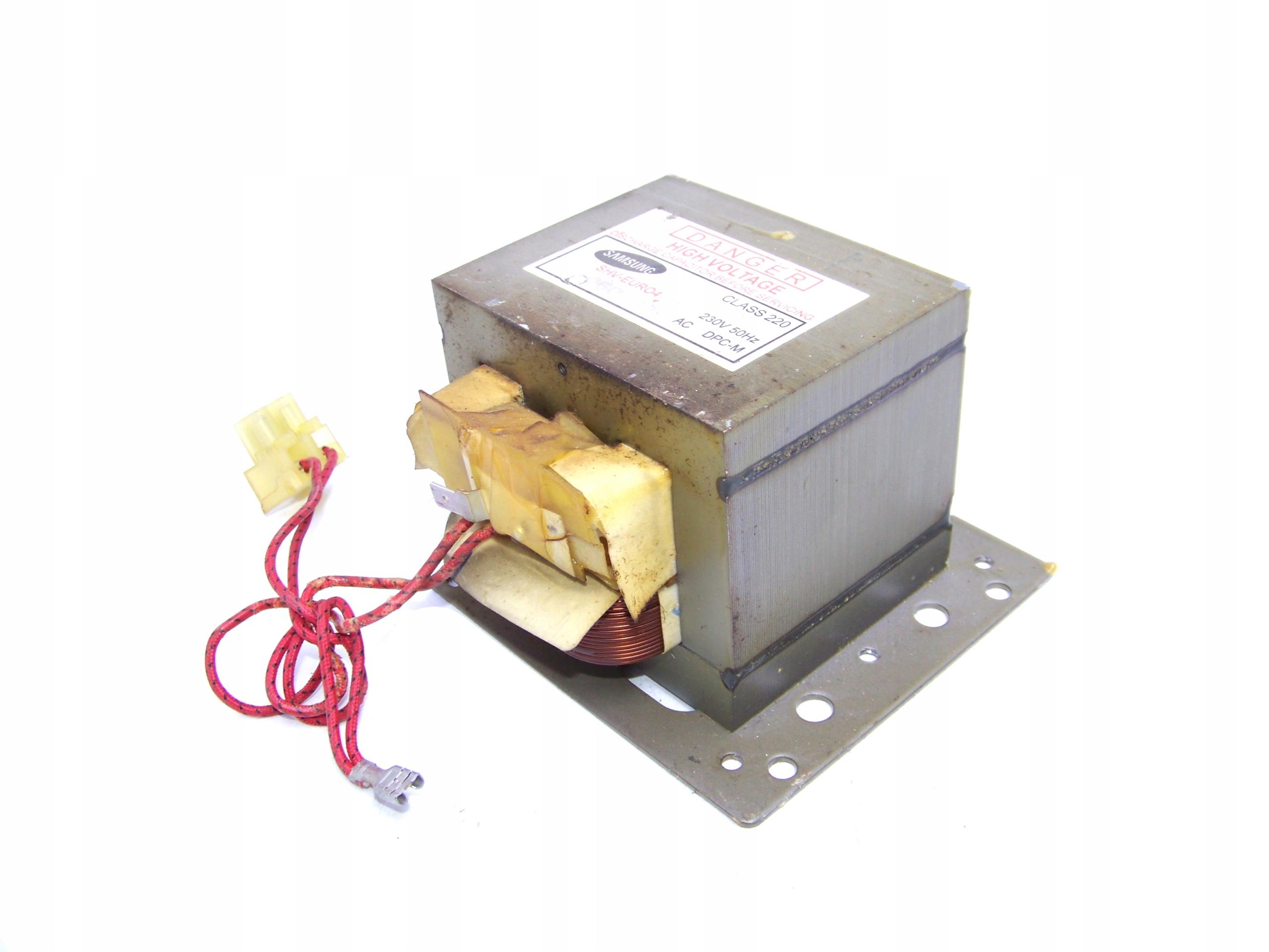 Transformator SHV-EURO4, NA ZGRZEWARKĘ Z MIKROFAL