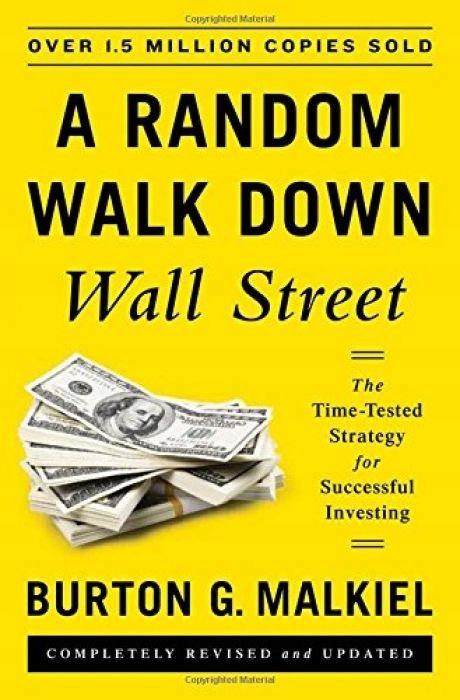 Burton G. Malkiel Random Walk Down Wall Street - T