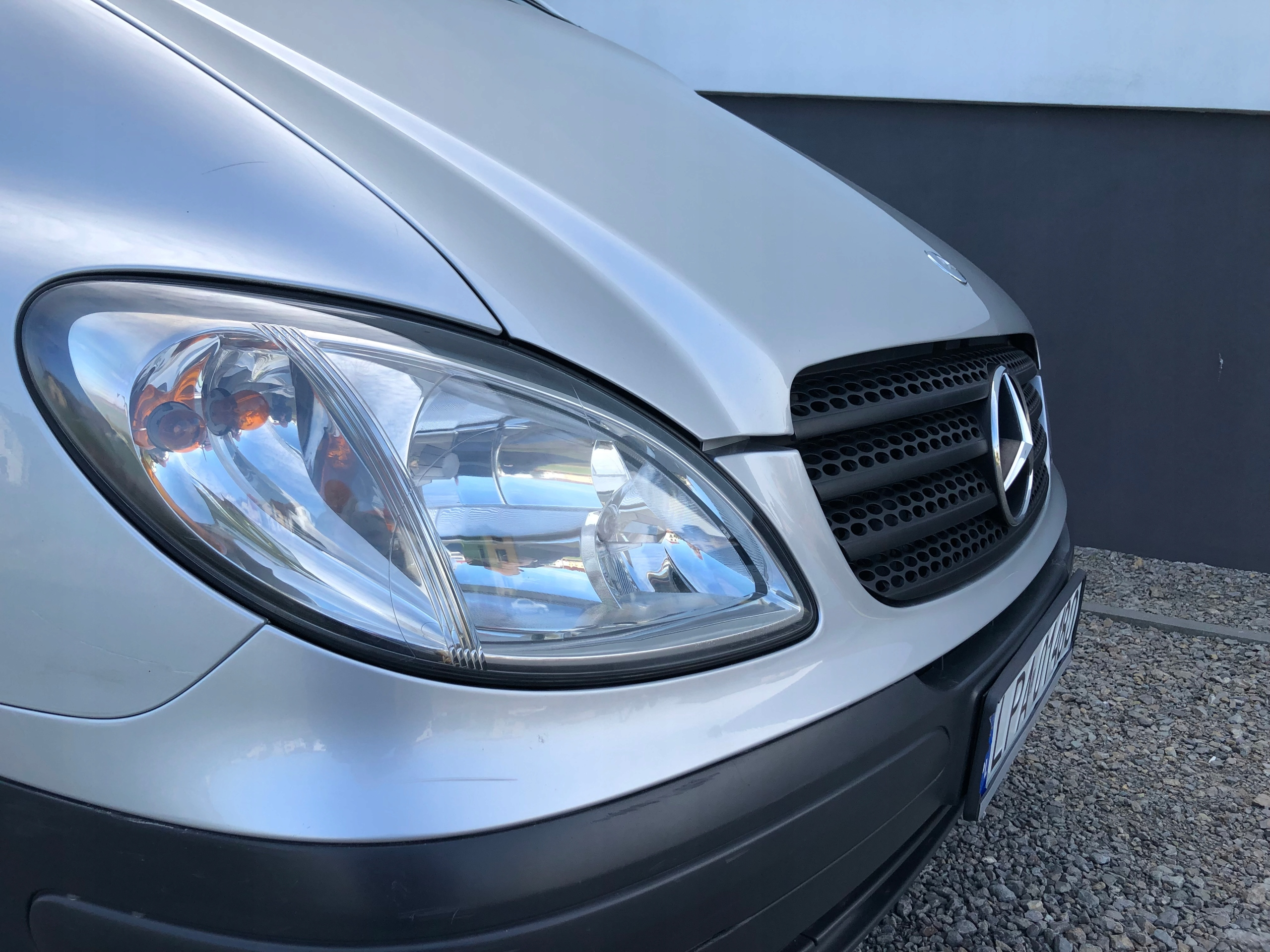 Mercedes Vito 115 cdi org. przebieg 200000 km