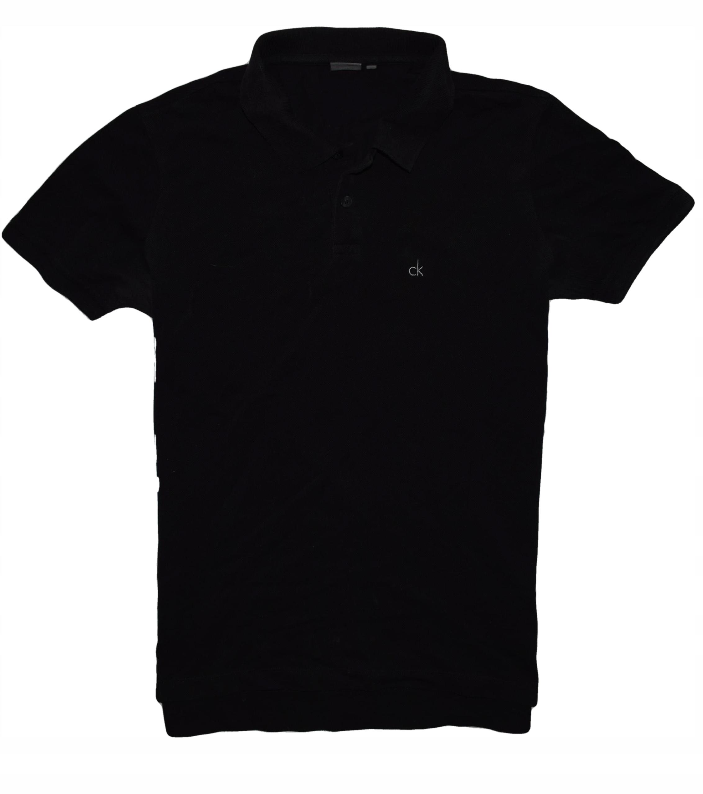 Calvin Klein S klasyczna koszulka polo