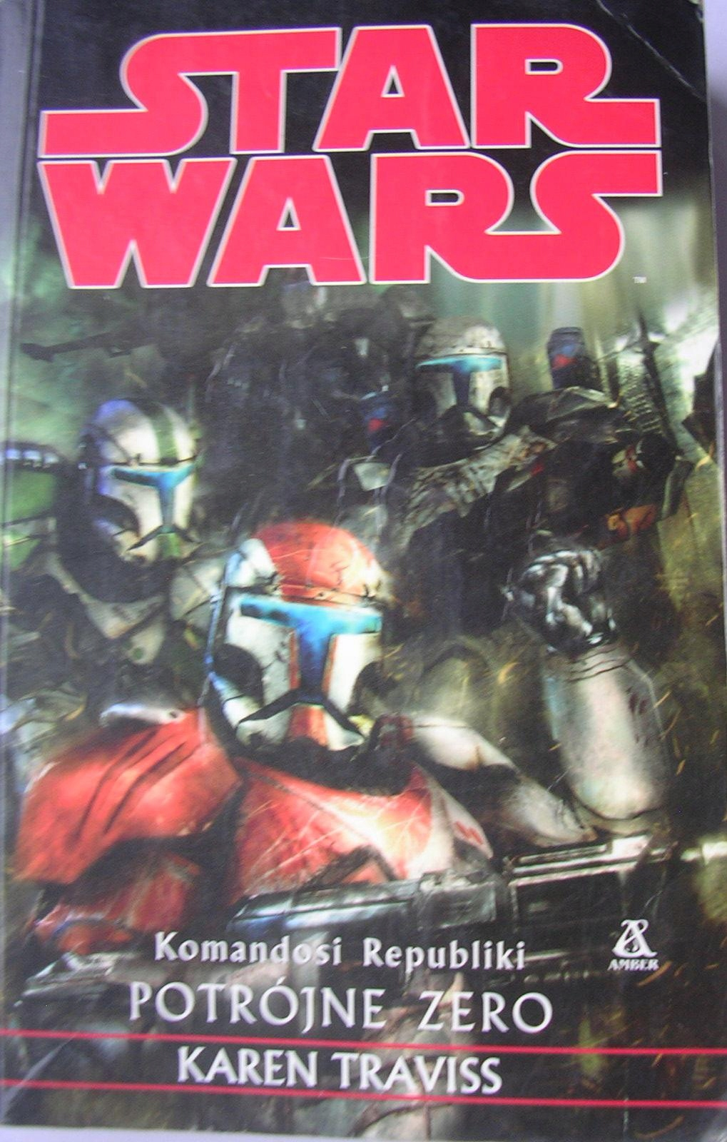 STAR WARS Komandosi republiki Potrójne Zero DB