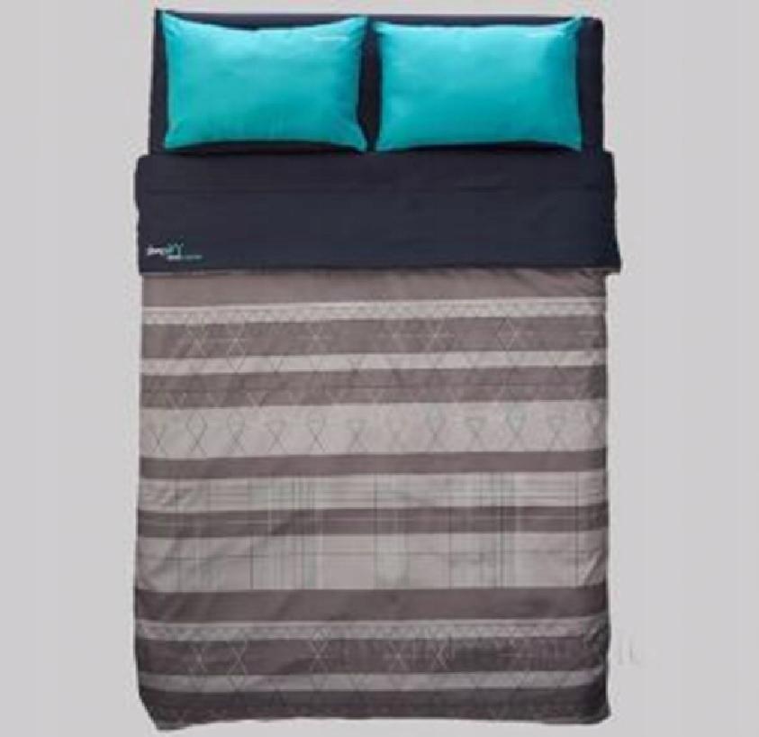 SleepIN' Bed QUECHUA łóżko, materac z pościelą