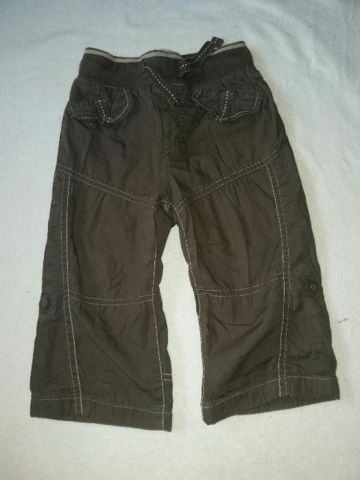 Spodnie rozmiar 86 NEXT, dwie długości