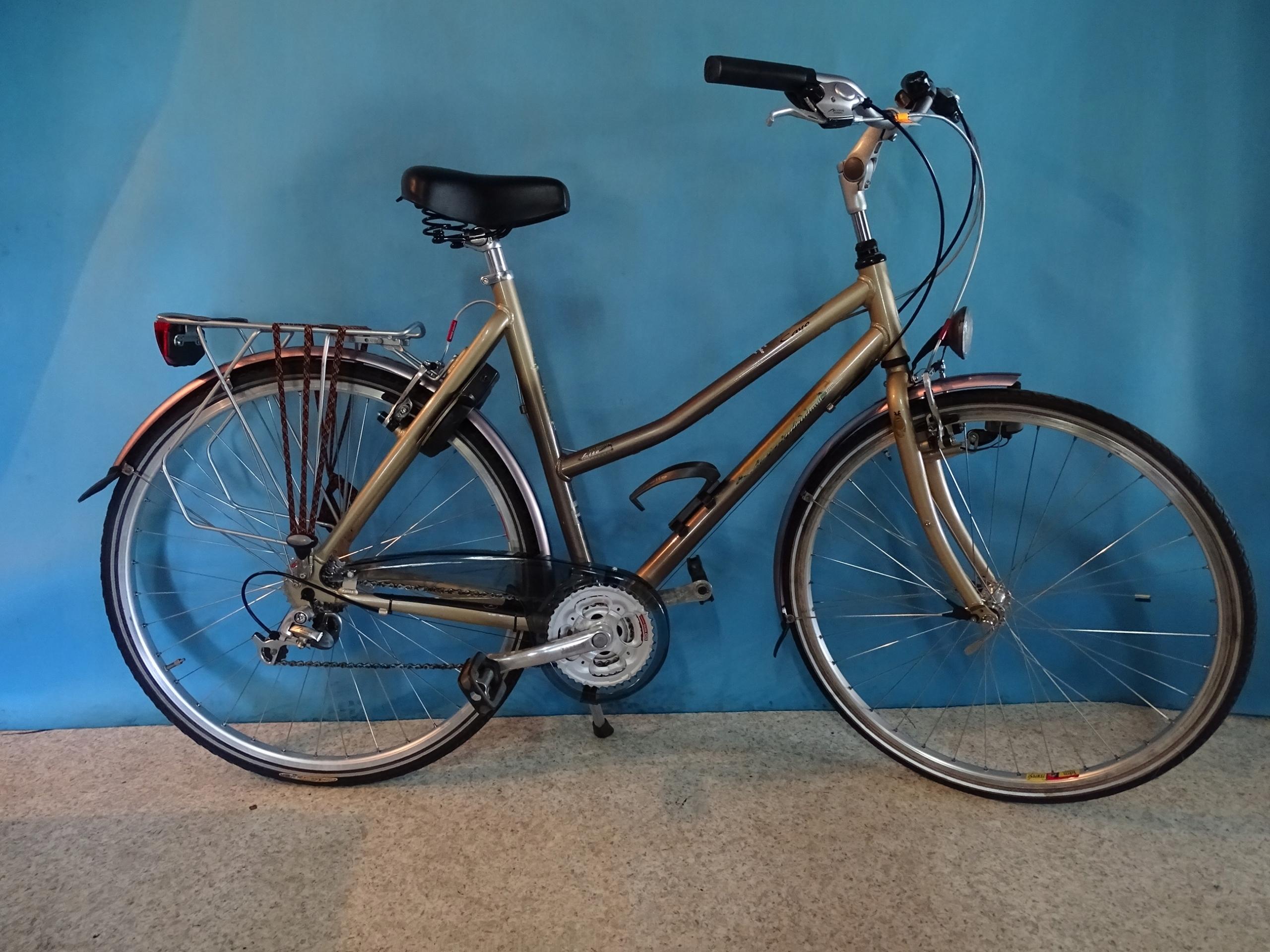 Rower holenderski trekingowy Gazella