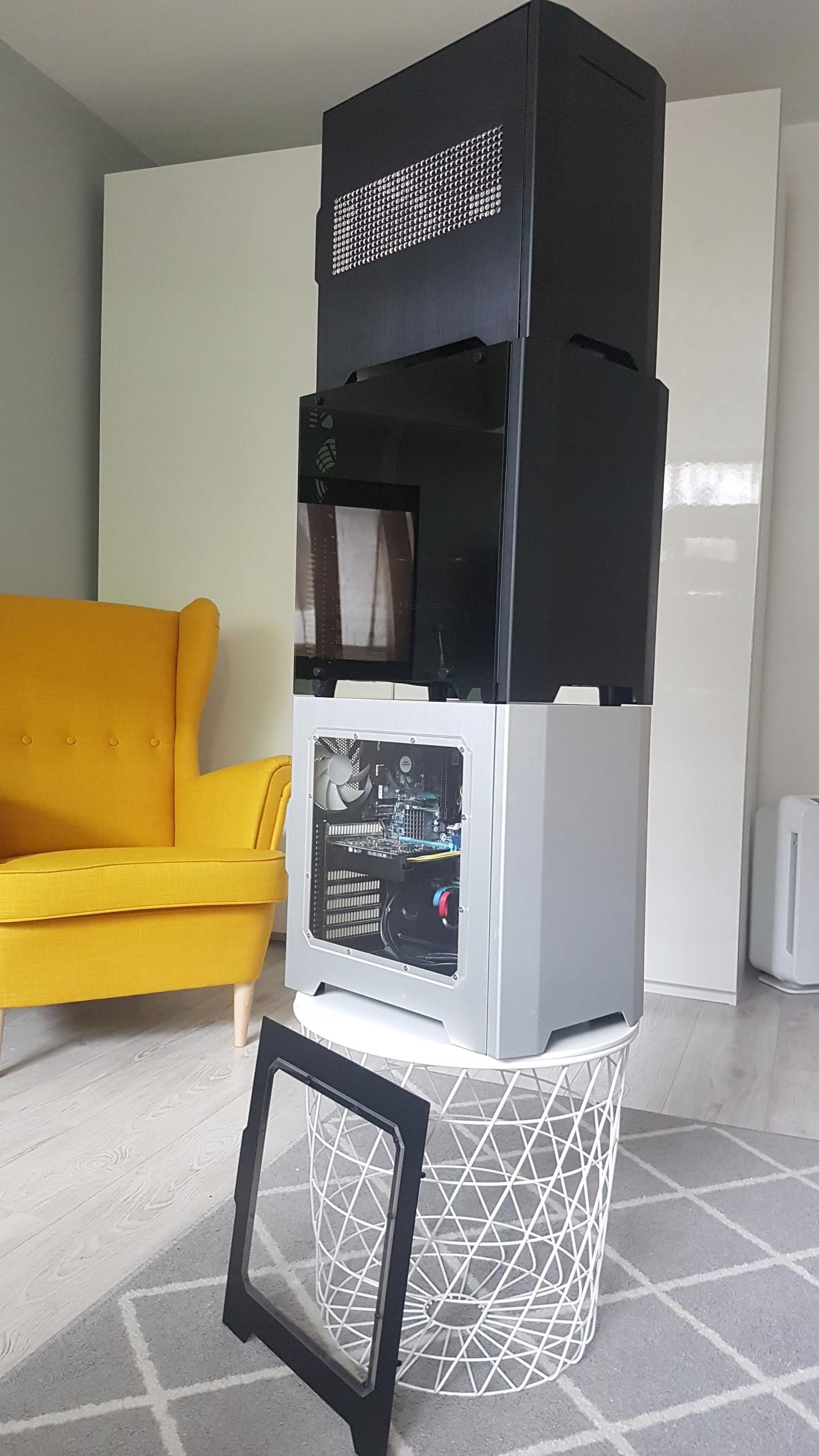 i7 6700K GTX970 TridentZ 16GB EVGA 750w COOLTEK W2