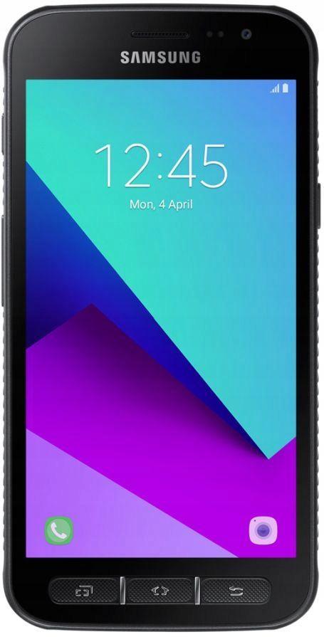 Smartfon SAMSUNG Galaxy Xcover 4 Srebrny