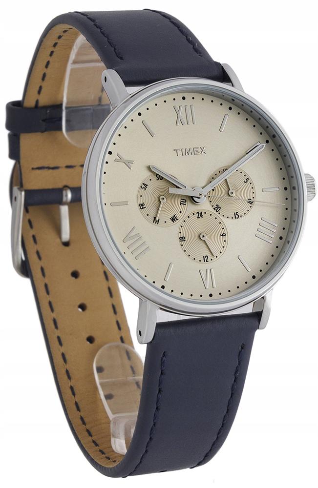 Stylowy Zegarek Timex - TW2R29200 3L G