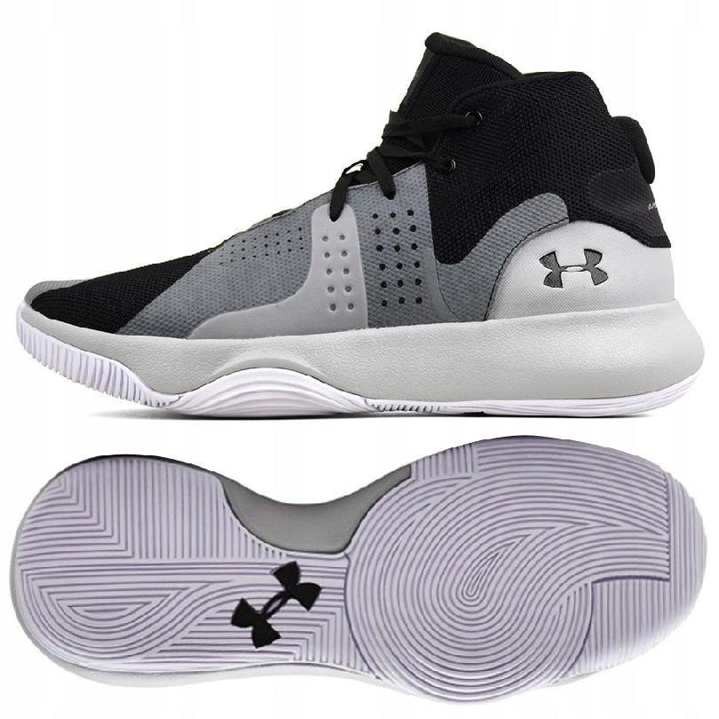 Buty Under Armour UA Anomaly 3021266 003 r. 44