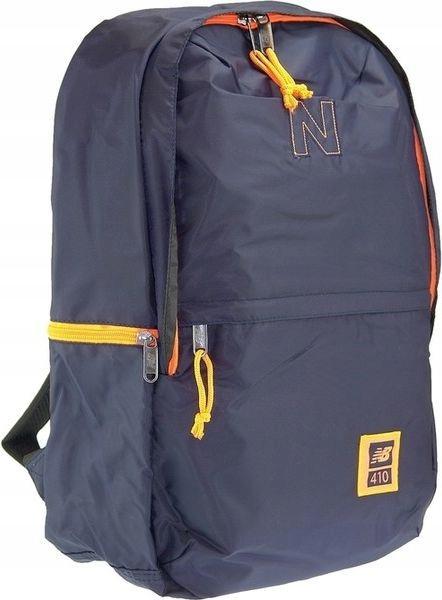 New Balance Plecak sportowy 410 20L granatowy (NB8