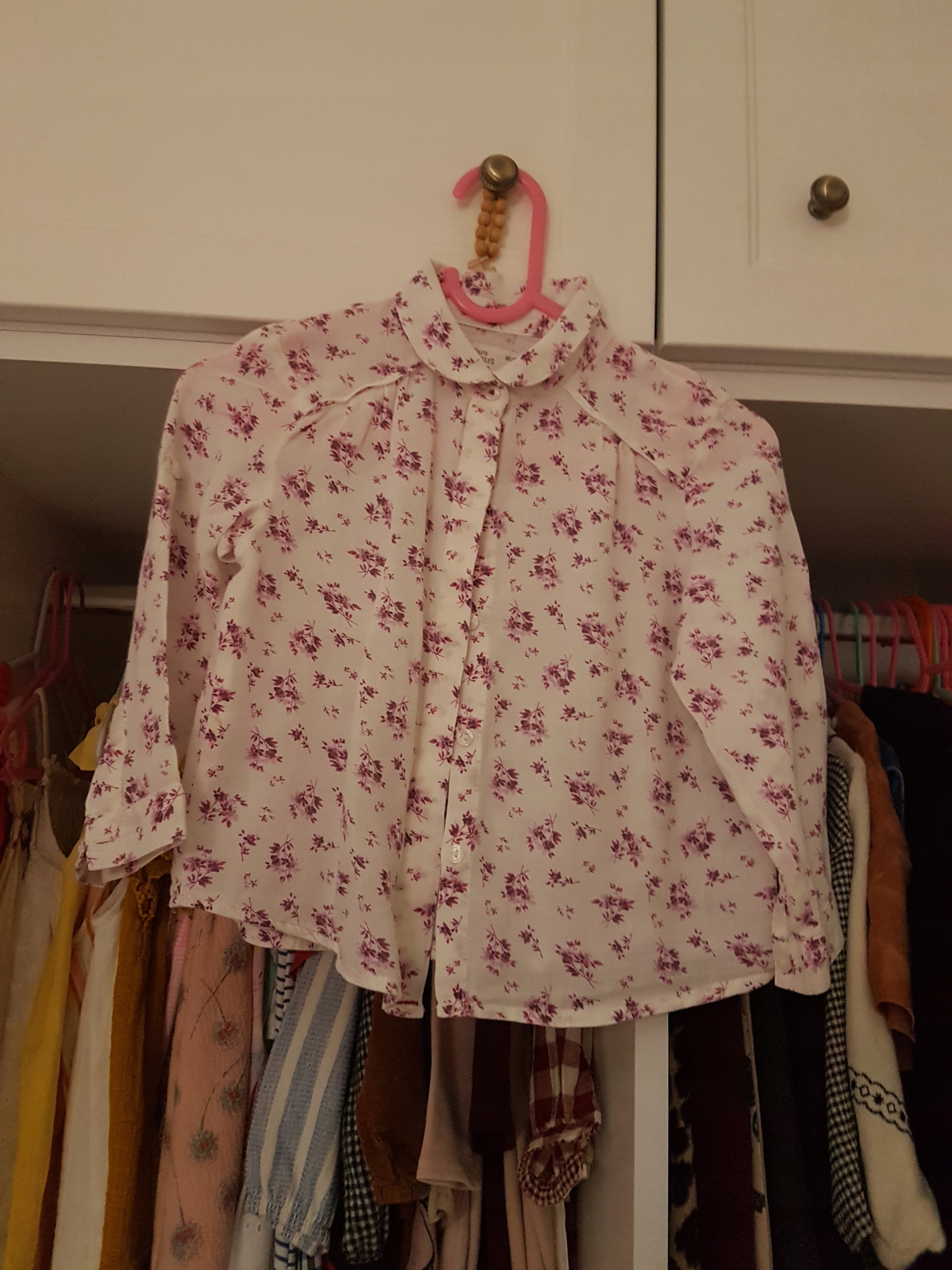 Zara koszula 98