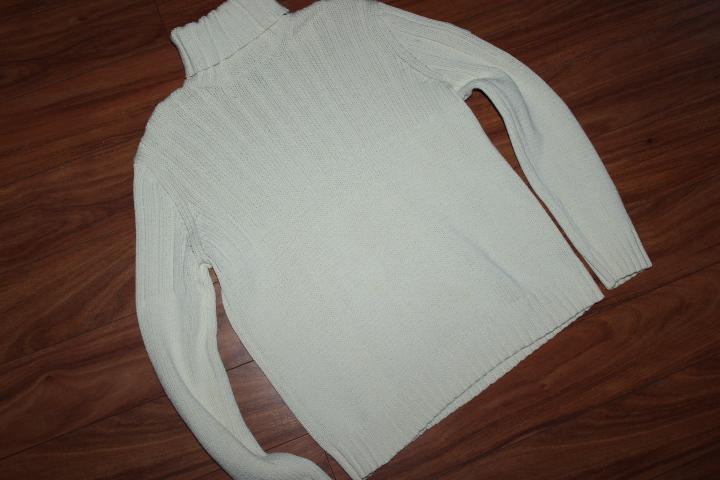 RALPH LAUREN Polo Jeans 164 Modny sweter golf