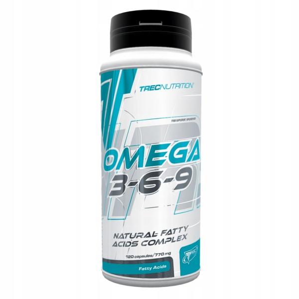 Trec Omega 3-6-9 - 120 kaps.