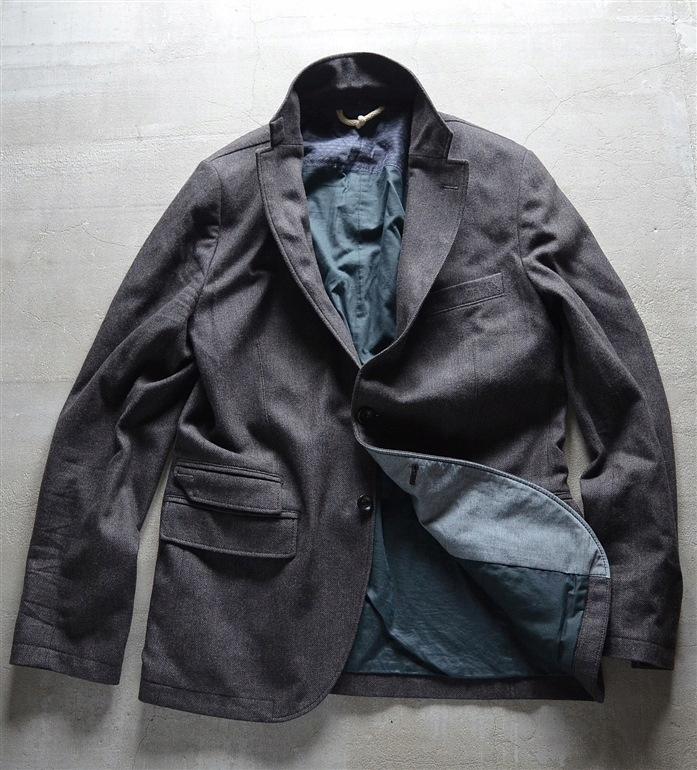 BOSS ORANGE ___ Wool __ Cotton __ marynarka __ 50
