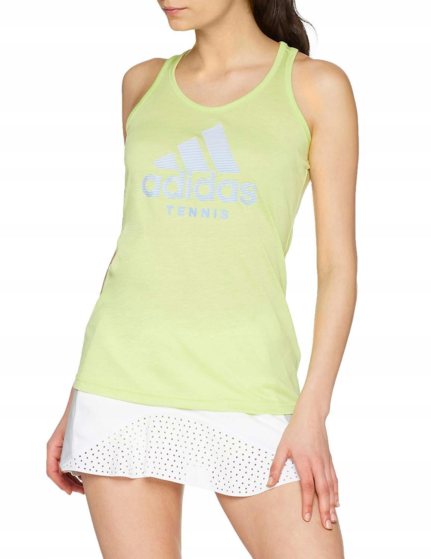 E1010 Adidas Category Koszulka do tenisa damska XS