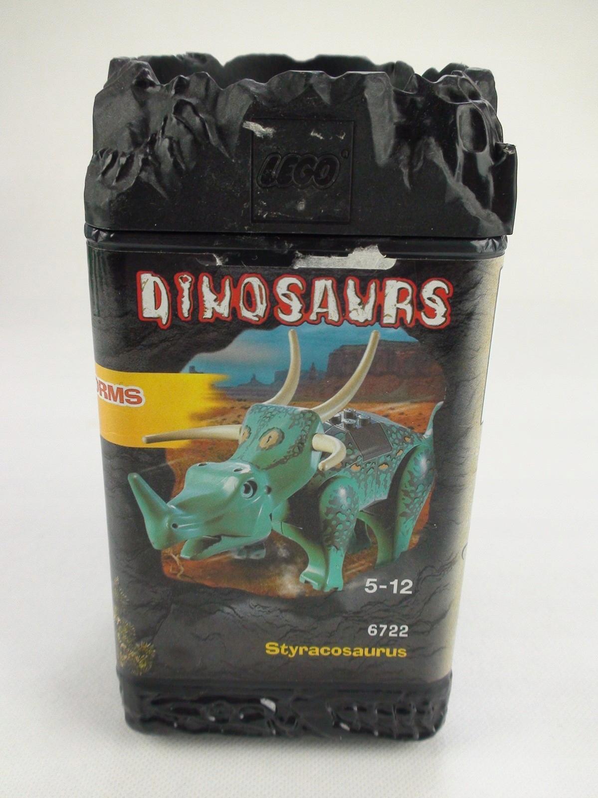 Lego Dinosaurs 6722