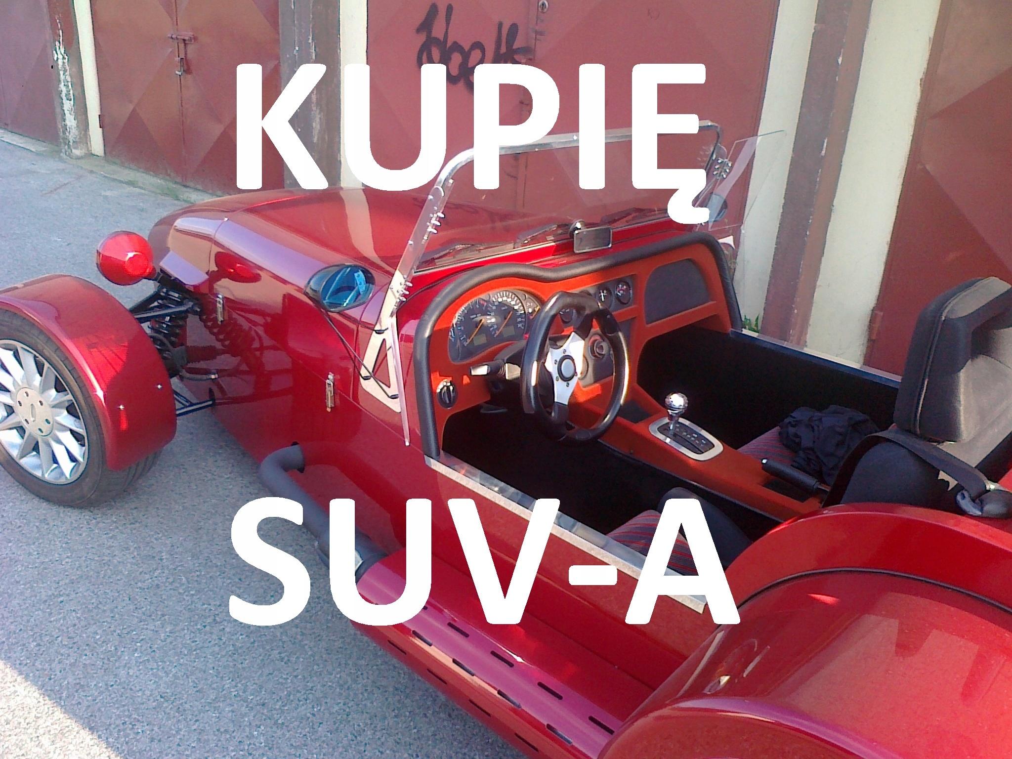 AUTO SKUP, , , , , KUPIĘ SUV-A . . . . lub combi