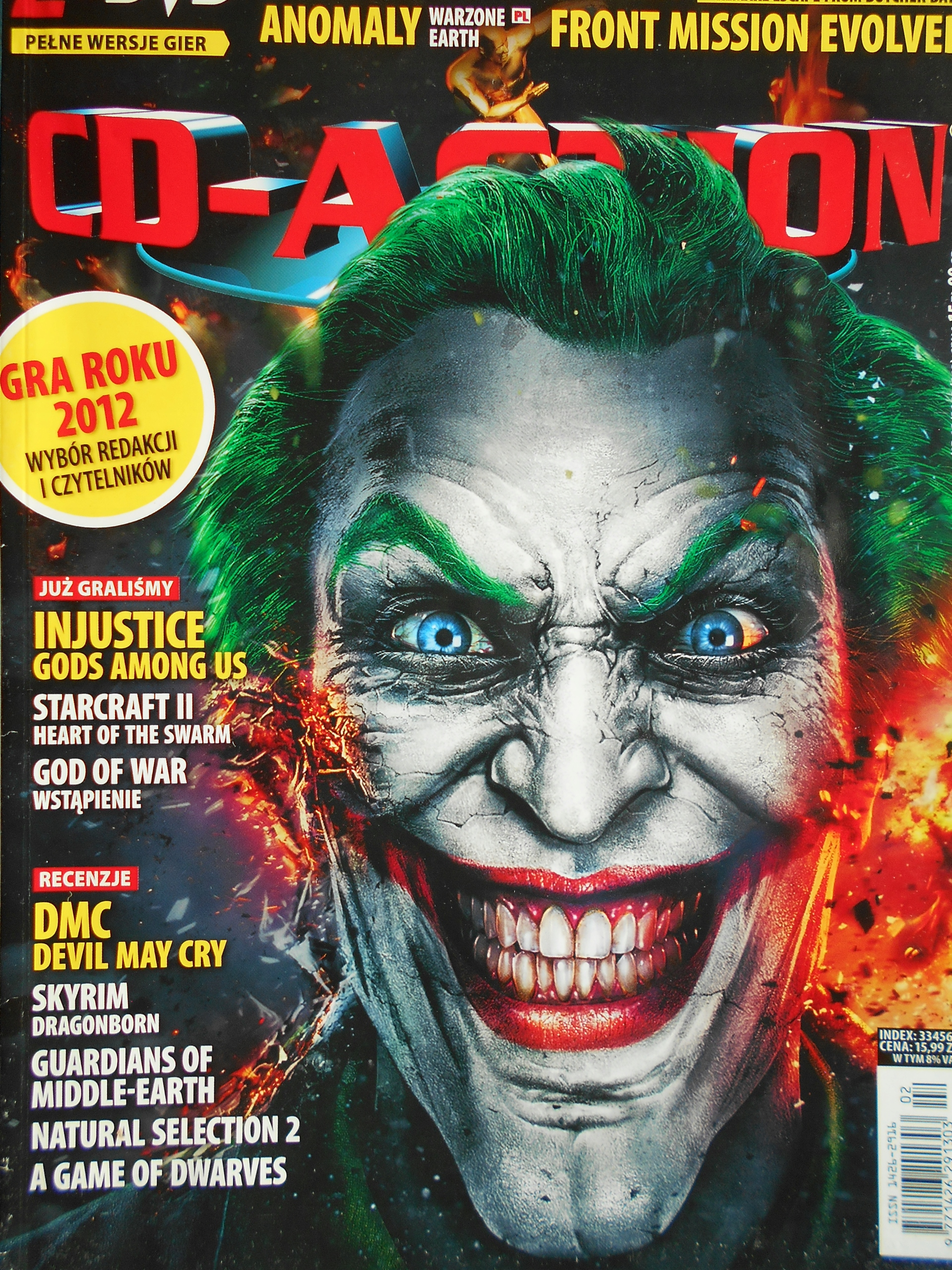 CD-ACTION * NR 02 / 2013