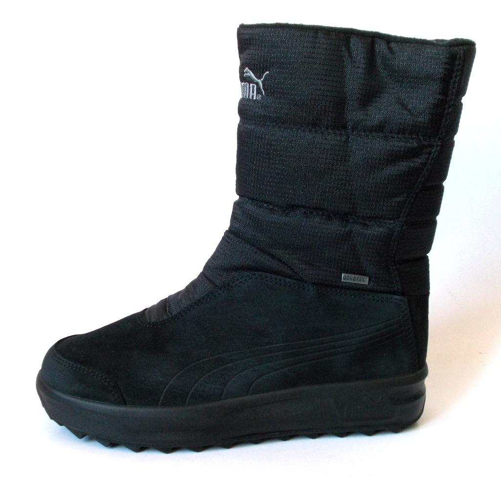 BUTY PUMA SNOW ALPINE BOOT [353745 01] r.38 ost
