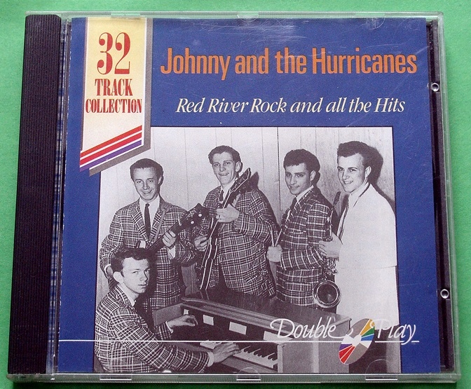 Johnny And The Hurricanes - Red River Rock EU EX p