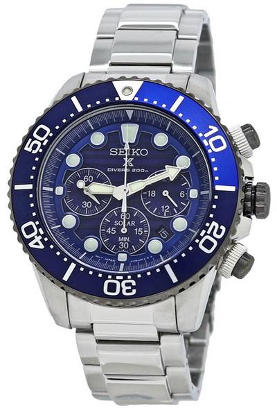 zegarek SEIKO Solar Diver SSC675P1 GWARANCJA
