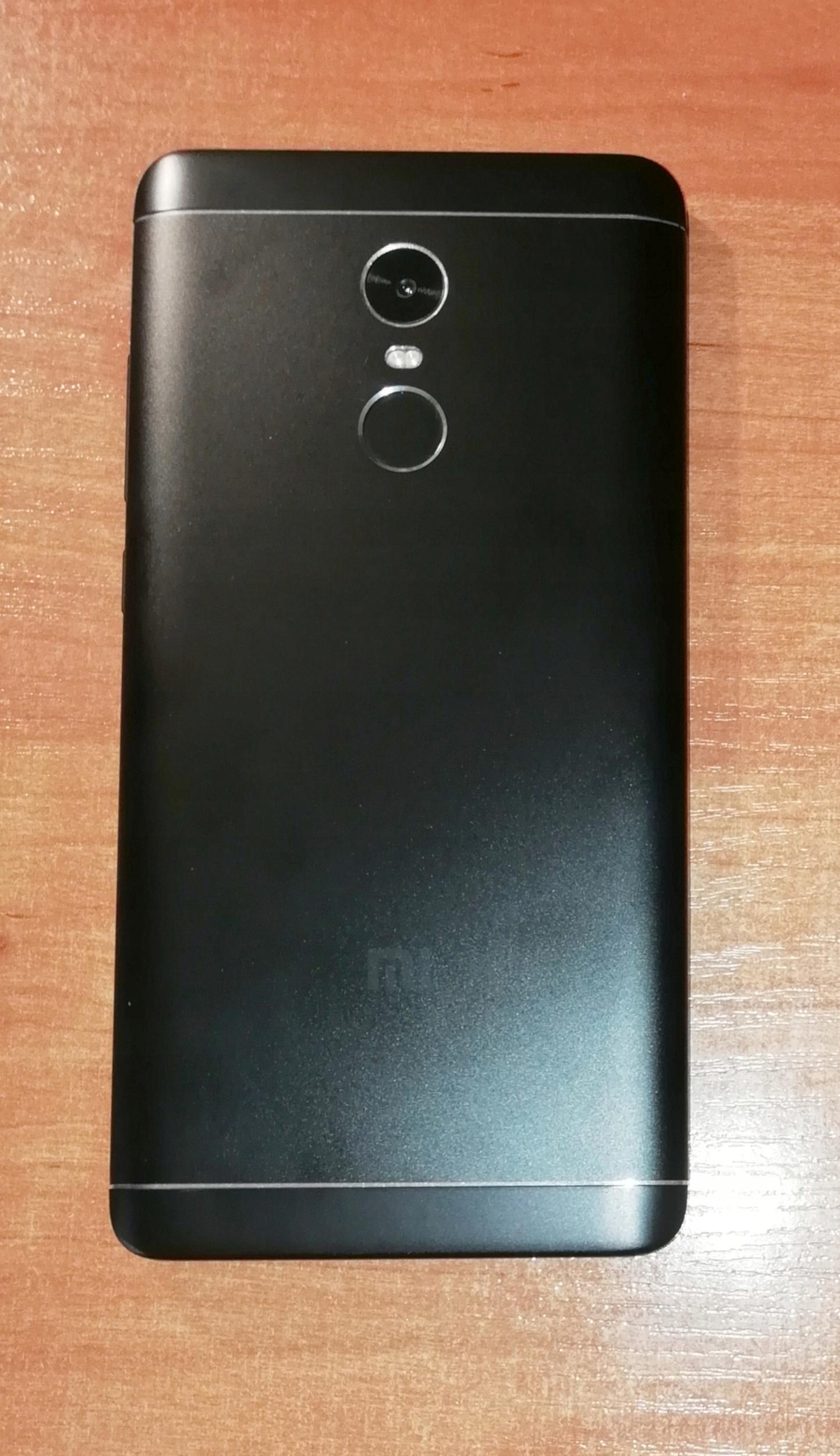 Xiaomi Redmi Note 4x 4 64gb Global B20 Snap 625 7452401220 64
