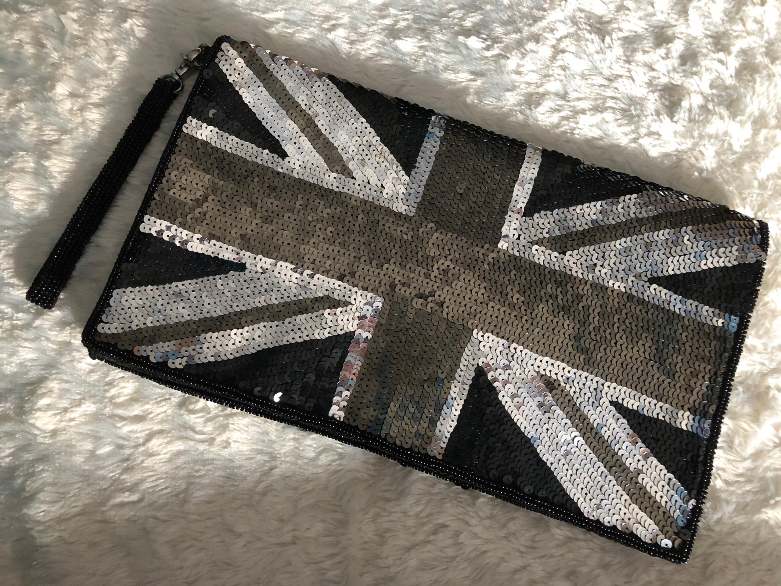 torebka damska flaga Wielkiej Brytanii marki next