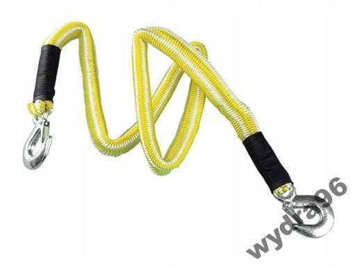 Linka holownicza elastyczna solidna 2.1T 4m ITALY