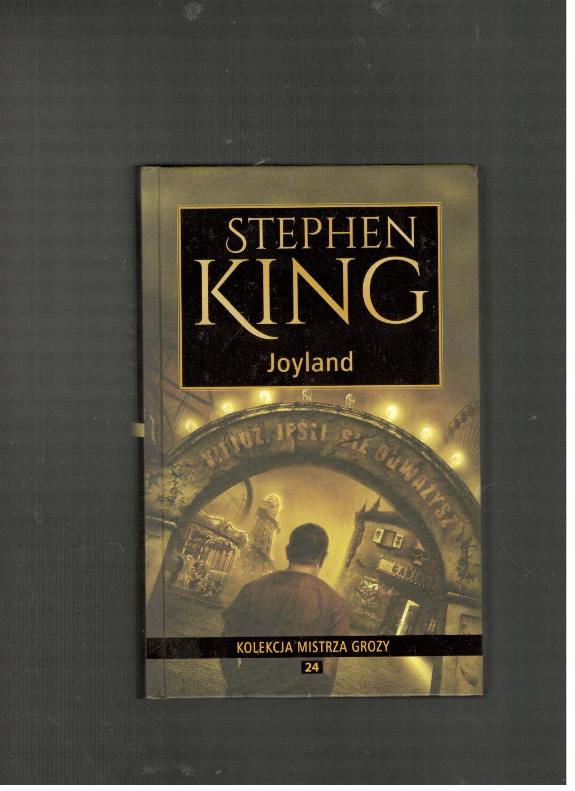 JOYLAND STEPHEN KING - 9,99 ZŁ