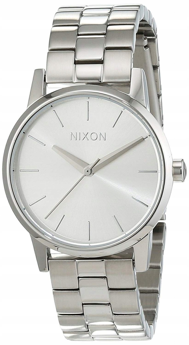 Zegarek Nixon Small Kensington Silver A3611920-00